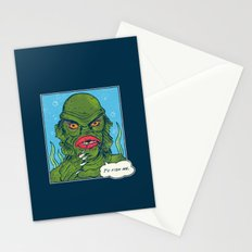 The Sultry Lagoon Stationery Cards