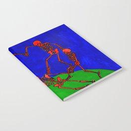 Red Dance, after Matisse Notebook