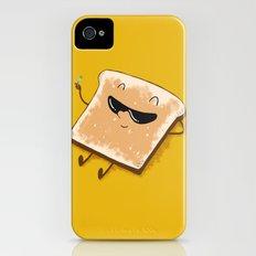Toast! iPhone (4, 4s) Slim Case