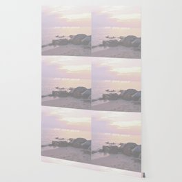 Sea You Soon Sunset Wallpaper