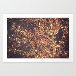 Star Light, Star Bright Art Print