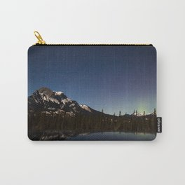 Northern lights #photography Carry-All Pouch
