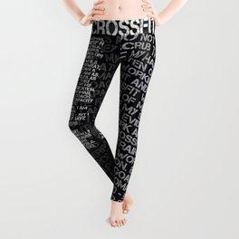 SnoCo CrossFit Leggings - Gray Leggings