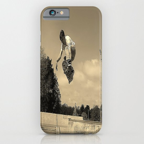 Adam Lindles iPhone & iPod Case