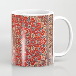 Soft Effects Oriental Rug Glamping She-Shed Elegant Boho Coffee Mug