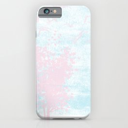Blue dream iPhone Case