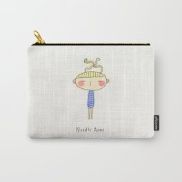 Noodle Arms Carry-All Pouch