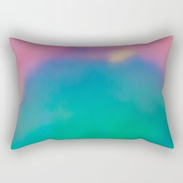 Powder Drop II Rectangular Pillow