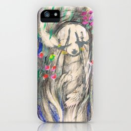 Mary I (Cocoon) iPhone Case