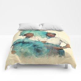 Reprise (Sisters) Comforters