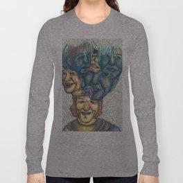 Eliiot Smith  Long Sleeve T-shirt