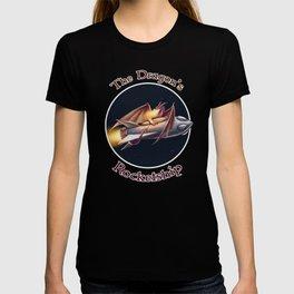 The Dragon's Rocketship T-shirt