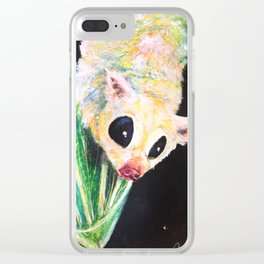 Hang tight Clear iPhone Case