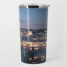 Würzburg Skyline Travel Mug
