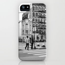 East Village IX iPhone Case