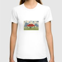 circus T-shirts featuring circus by Dachie