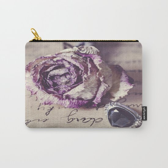 The way to your heart Carry-All Pouch
