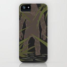 Skunk Ape iPhone Case