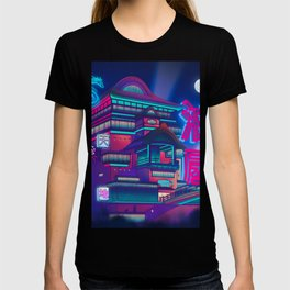 Neon Bath House T-shirt