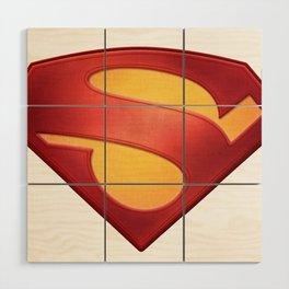 S hope Wood Wall Art
