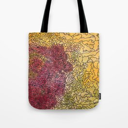 Southern Cape Tote Bag