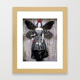 Collector of Hearts Framed Art Print