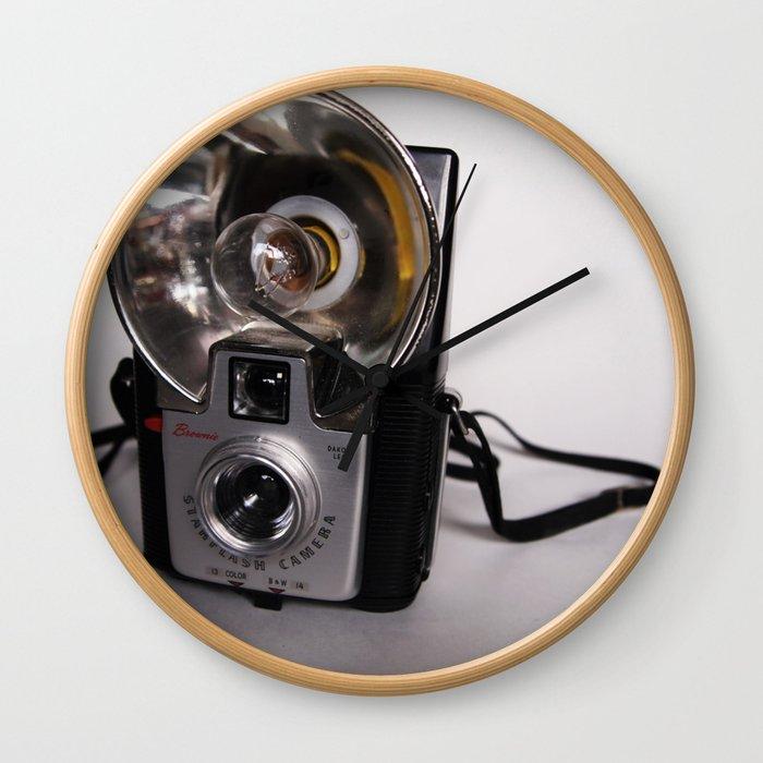 Starflash Wall Clock