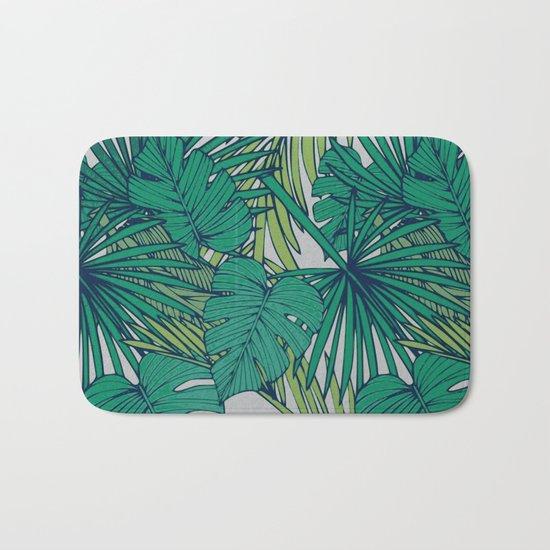 Palm veil Bath Mat
