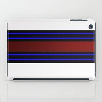 martini iPad Cases featuring martini by yankee30