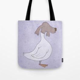 animal fake Tote Bag