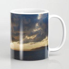 Facing the storm Coffee Mug