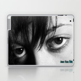 You See Me by Jesse Flora Laptop & iPad Skin