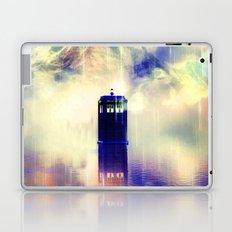 tardis legend Laptop & iPad Skin