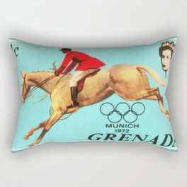 OLYMPIC GAMES MUNICH Rectangular Pillow