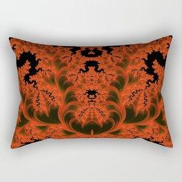 Parisian Nightclub Rectangular Pillow