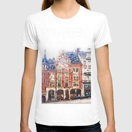 Brussels Charm T-shirt