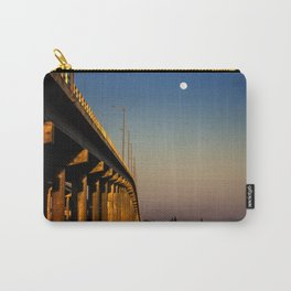 Bridge To The Moon Carry-All Pouch