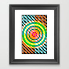 Hypnotic no.1 Framed Art Print