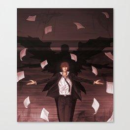 Light Yagami Canvas Print