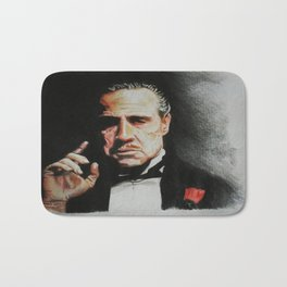 The Godfather Bath Mat