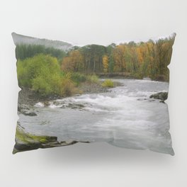 The Wilson River In The Tillamook National Forest Pillow Sham