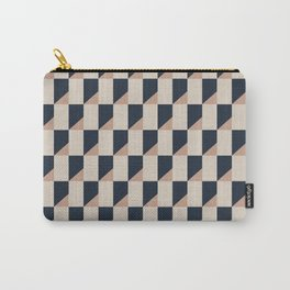 Pattern perspective Carry-All Pouch