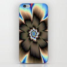Dark Daisy iPhone & iPod Skin