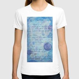 Lune Bleue No. 2 T-shirt