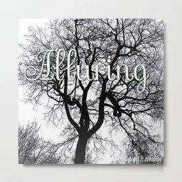 Alluring Metal Print