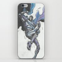 hero iPhone & iPod Skins featuring Hero? by Steven Goddard
