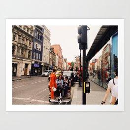 London love #6 Art Print