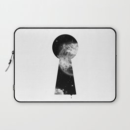 Key To The Stars Laptop Sleeve