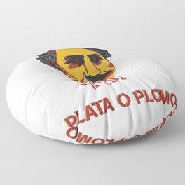 Pablo Escobar Floor Pillow