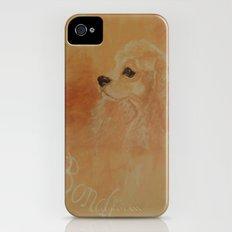 American Cocker Spaniel iPhone (4, 4s) Slim Case